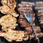 Jela s roštilja