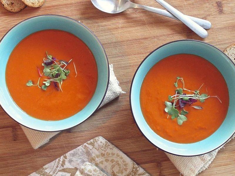 paradajz juha