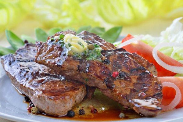 biftek preliven umakom