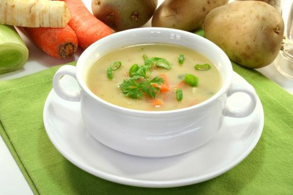 krem juha od krumpira