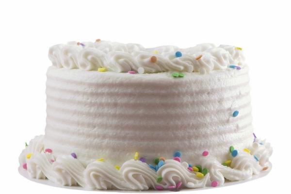 bijela torta s marakujom