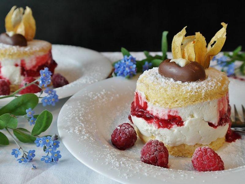 kolač od malina
