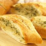 Kruh sa češnjakom