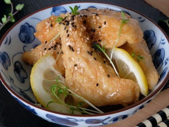 Piletina s limunom i prilozima