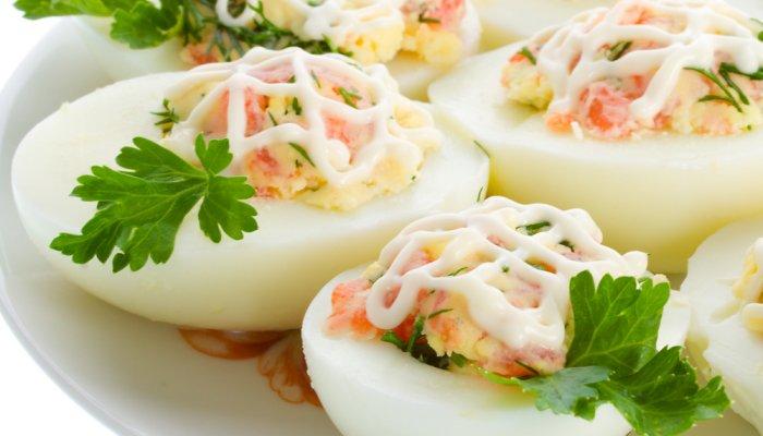 punjena jaja