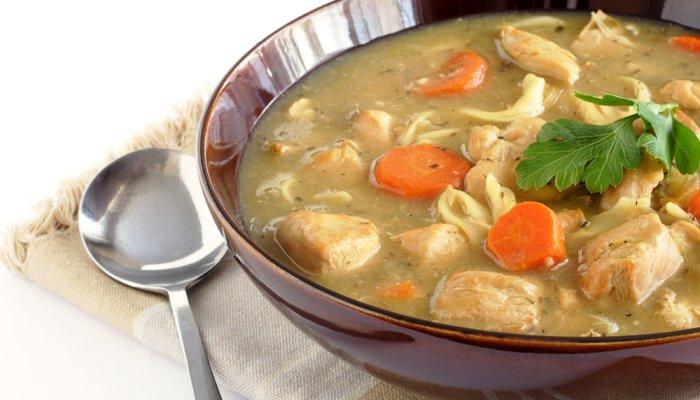 ragu juha od piletine