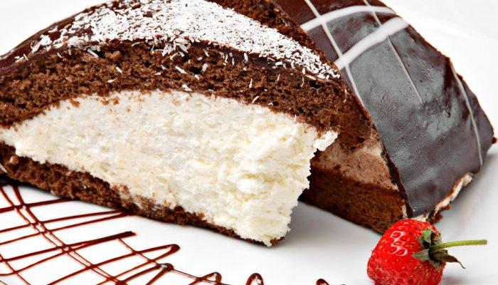 torta od kokosa i čokolade