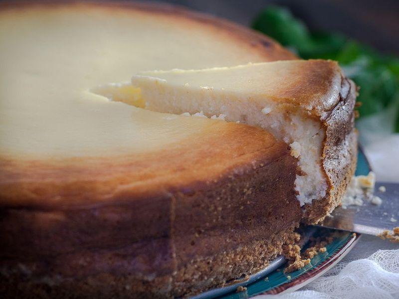 klasična cheesecake