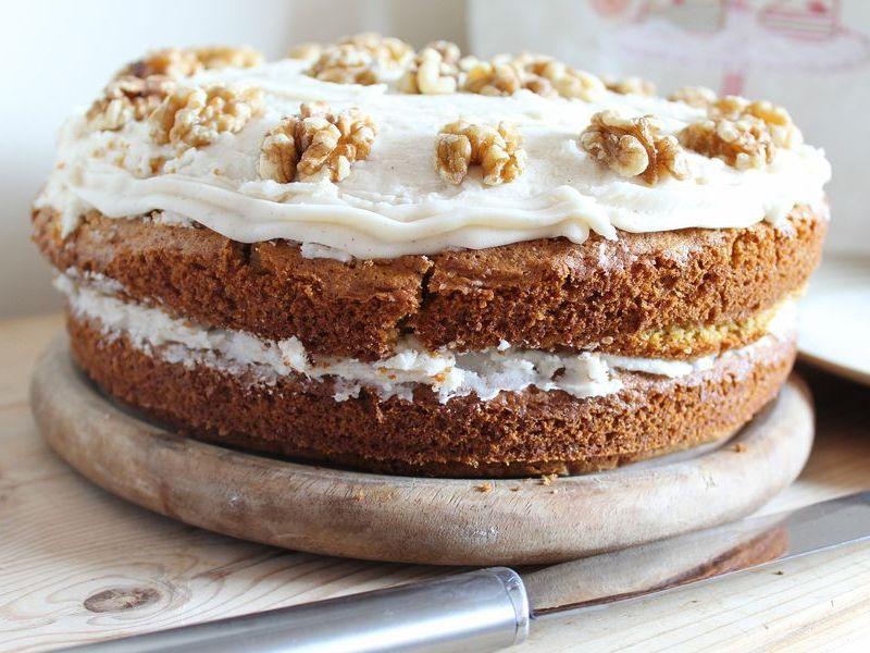 torta od mrkve s orasima