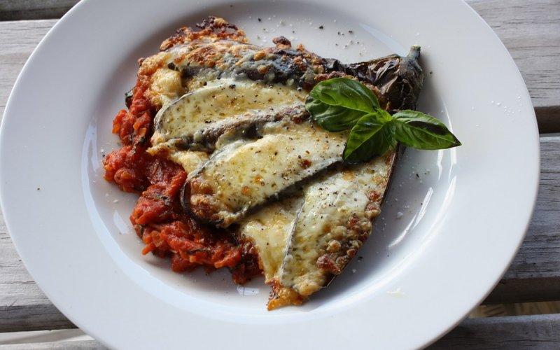 Parmigiana od patlidzana