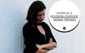 Intervju s Nevenom Josipović - Naslovna