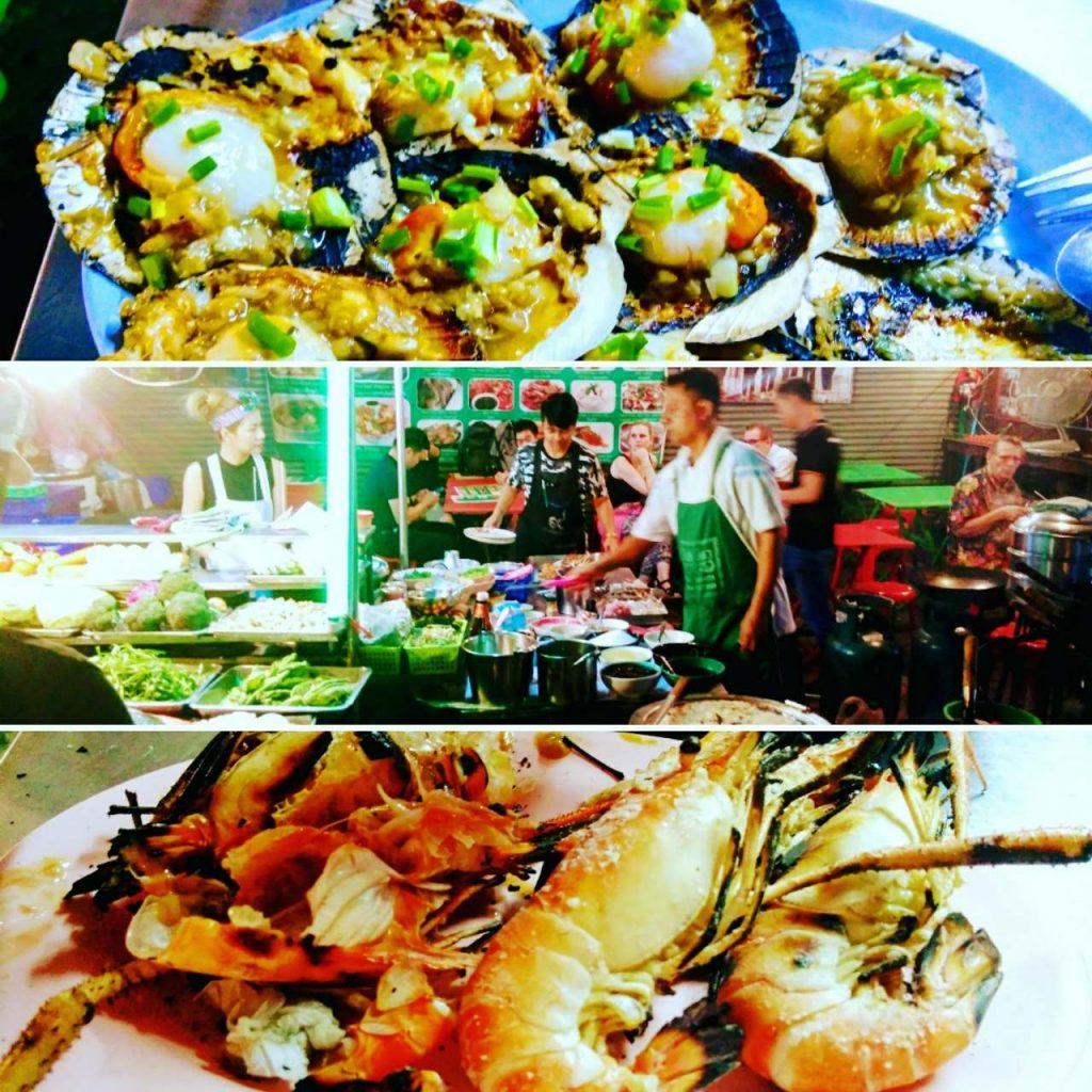 Tajlandska hrana
