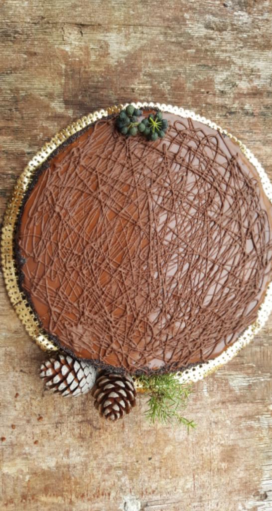 Cokoladna torta s makom
