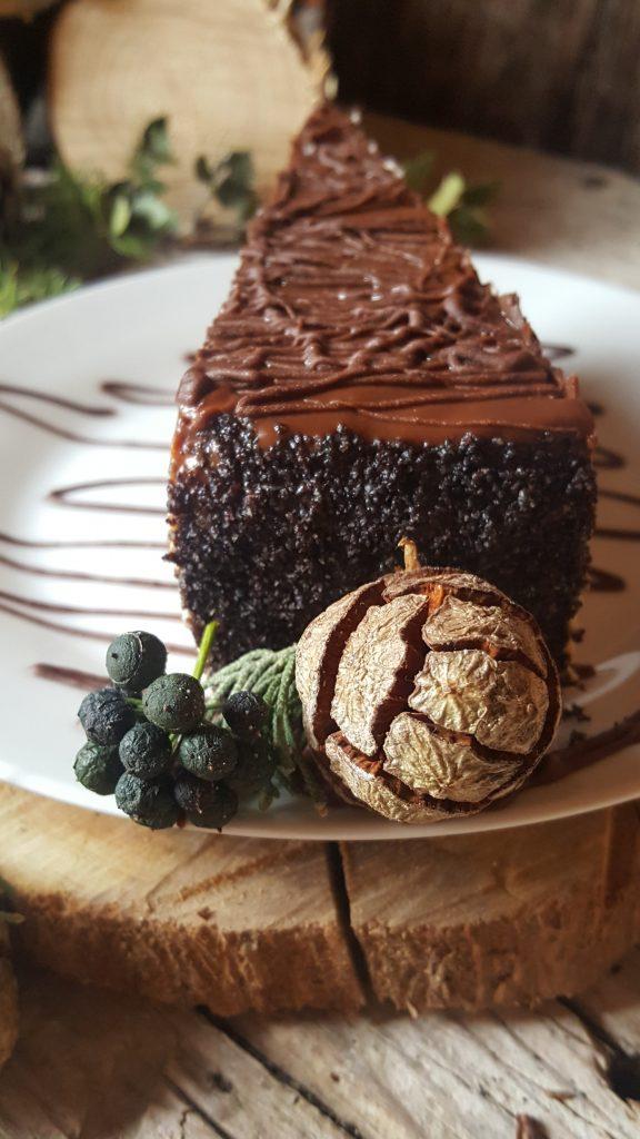 Torta od cokolade i maka