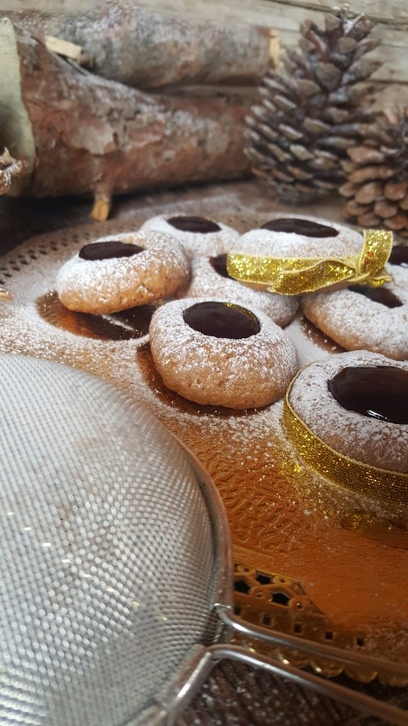husarski ustipci s marmeladom