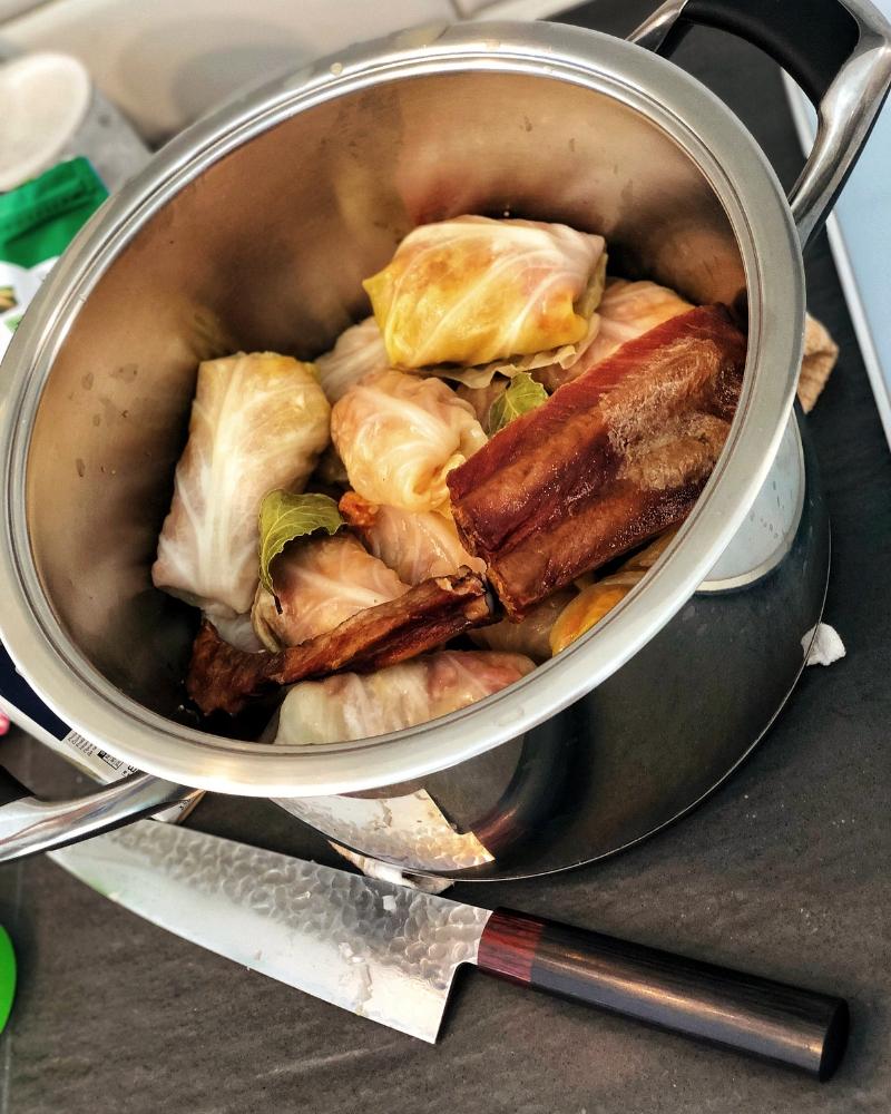 sarma priprema za kuhanje