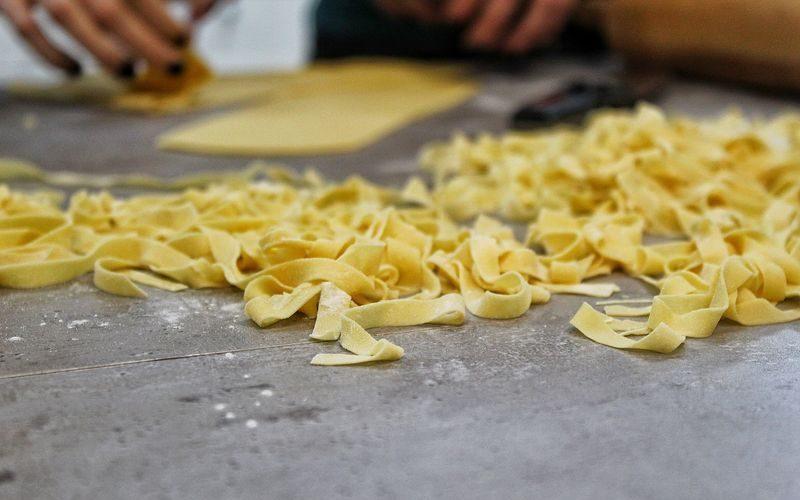 izrada tjestenine