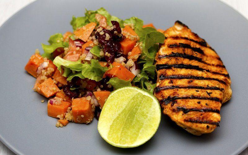 piletina-s-kvinojom
