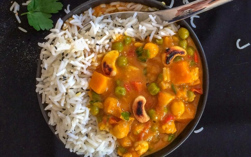 veganski curry