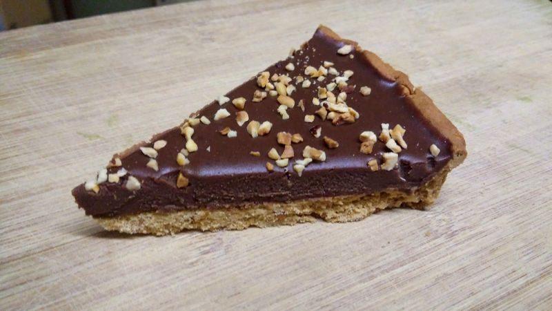 zdrava cokoladna krostata