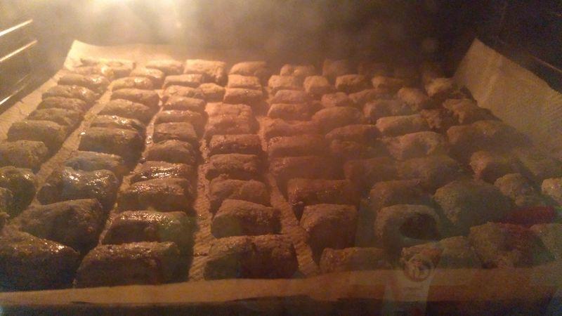 zdravi slani stapici priprema
