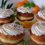 krafne s kremom od naranče
