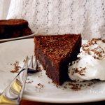 torta mousse au chocolate