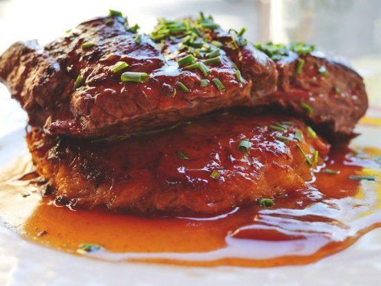 biftek u umaku od tartufa