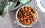 Granola – domaći musli s maslacem od lješnjaka