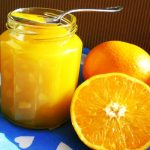 Orange curd bez jaja