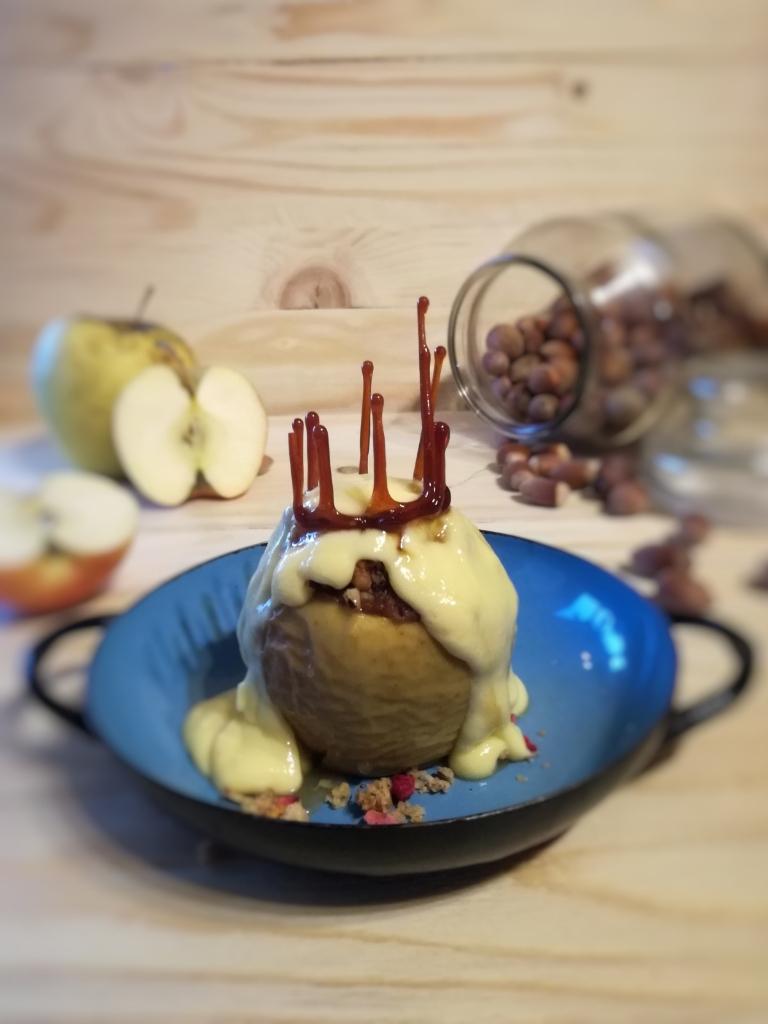 Pečene punjene jabuke