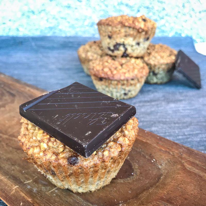 zdravi muffin