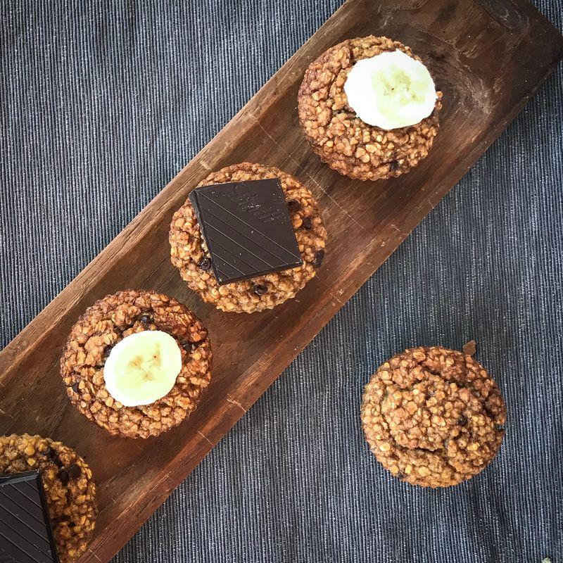 zdravi muffini bez brašna