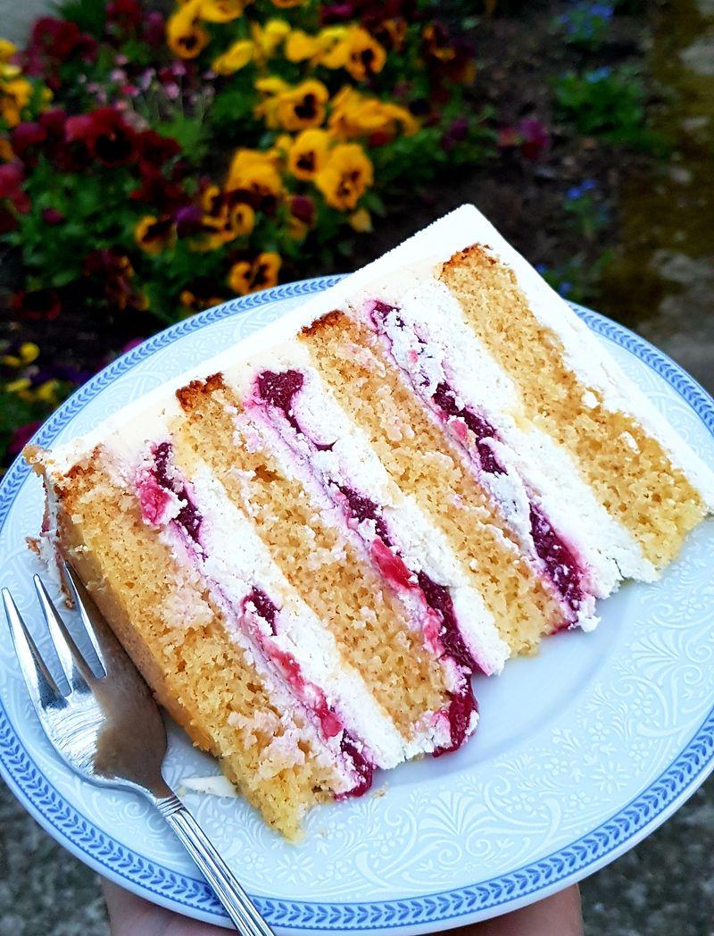 voćna torta Proljetna vila
