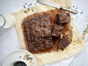 čokoladni kolač s tikvicama