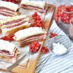 kolač od lisnatog tijesta