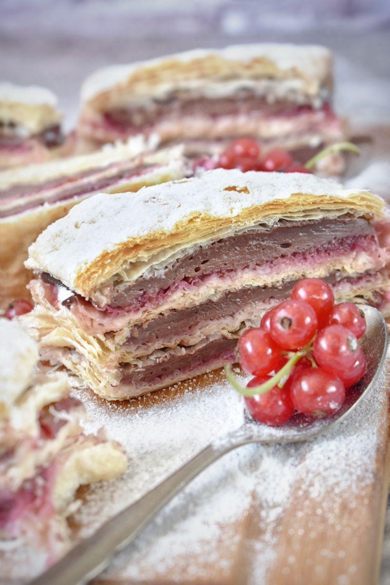 kolač od lisnatog