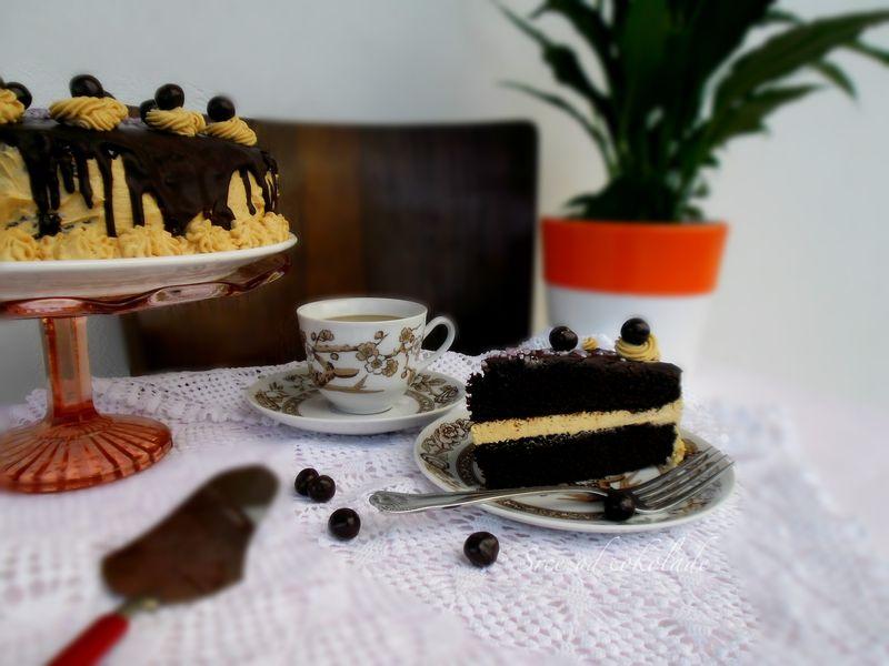 kakao kikiriki torta