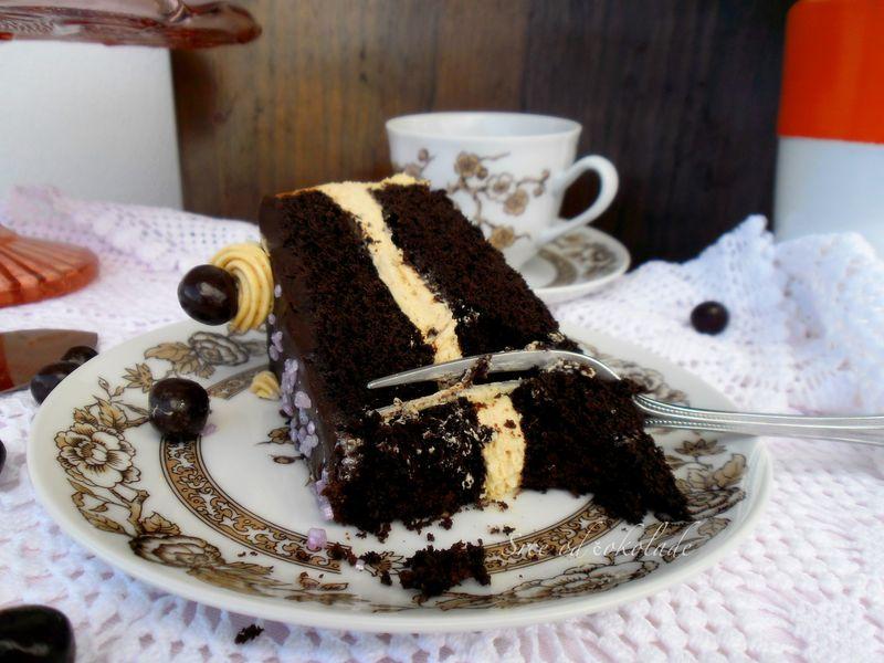 torta od kikirikija i kakaa