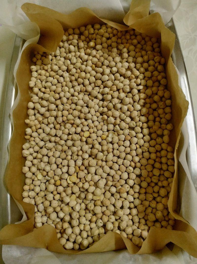 snickers tijesto prije pecenja